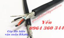 Cáp tín hiệu âm thanh, cáp vặn xoắn rs485 altek kabel