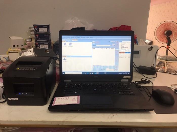 Máy tính tiền chuyên nghiệp giá rẻ cho Shop tại TP.HCM