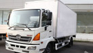 Giá xe tải hino 6T5/ hino fc 6.5 tấn thùng bảo ôn/ xe tải hino 6tan5  (ảnh 6)