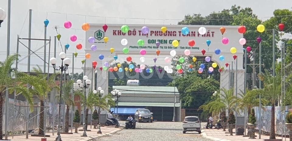 699tr/nền SHR, thổ cư xây dựng tự do Chánh Phú Hòa thị xã Bến Cát (ảnh 5)