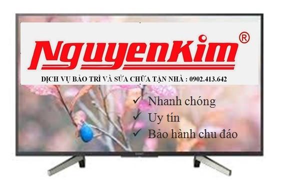 Sửa tivi tại nhà Bình Dương - DV Nguyễn Kim CN Bình Dương