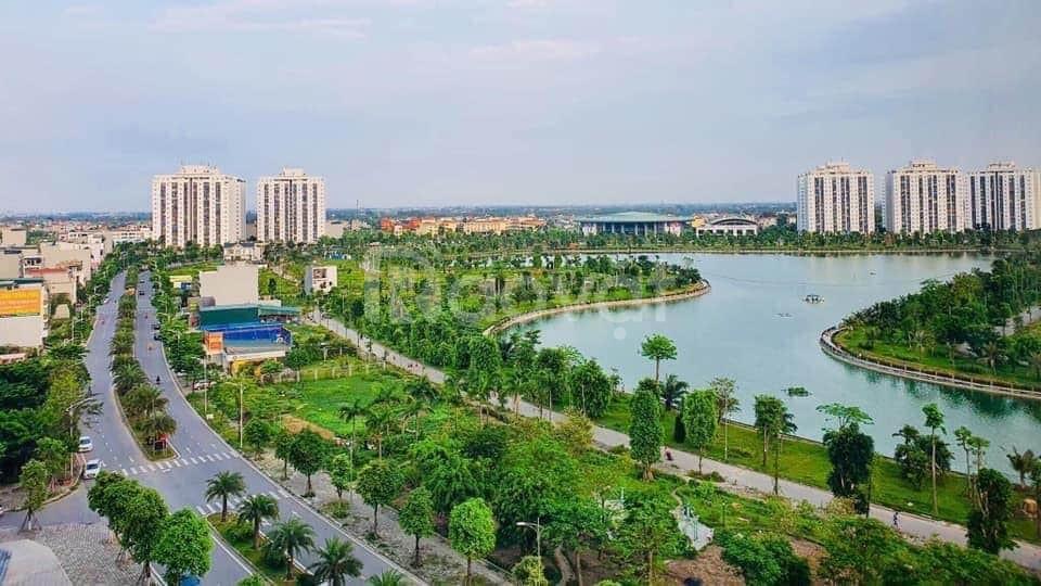 Danh sách bán gấp liền kề biệt thự giá rẻ B1.3 trung tâm KĐT Thanh Hà