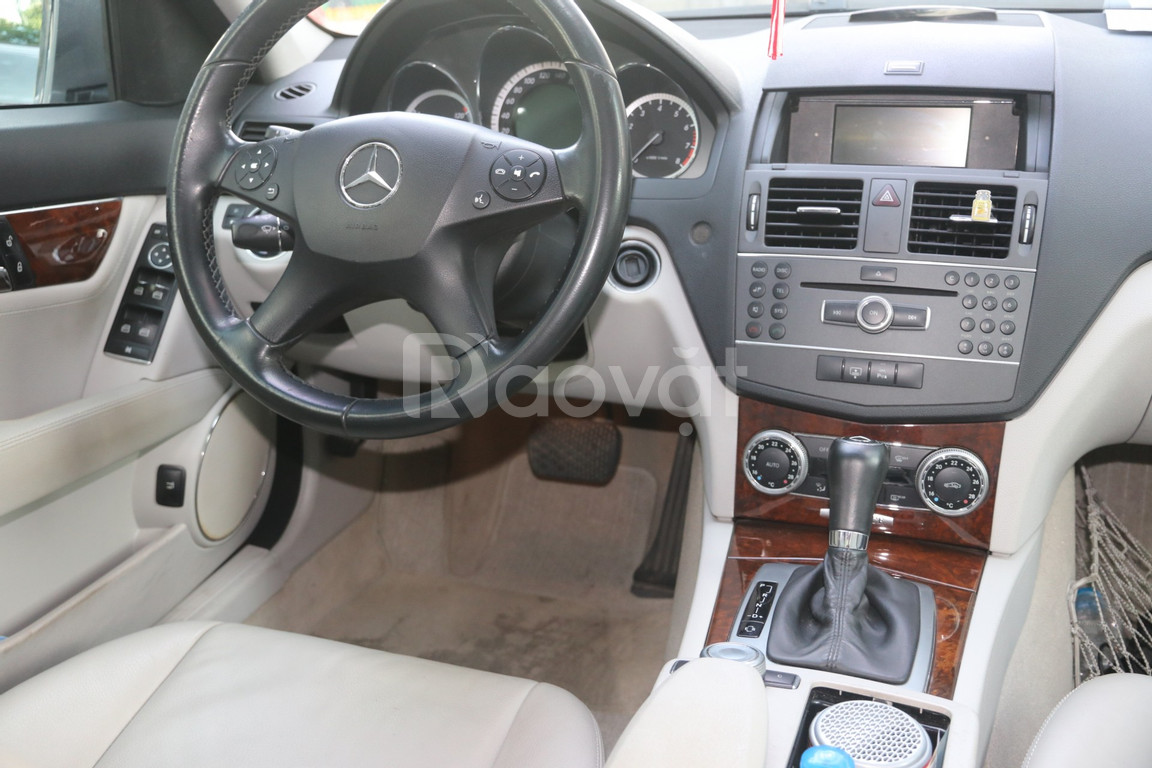 Bán Mercedes C250 2010 chính chủ 360tr trong hôm nay 11/8