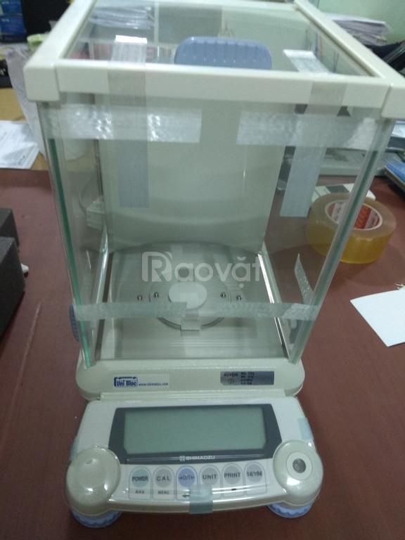 Cân điện tử AUY 220 Shimadzu, mức cân 220g/0.1mg, cân vàng điện tử .