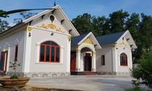 Bán nhà mái thái và trang trại nghỉ dưỡng tại Yên Bài, Ba Vì, giá tốt