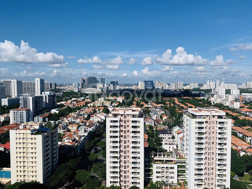 Bán gấp căn hộ Riverpark Residence Phú Mỹ Hưng 3PN view đẹp giá rẻ