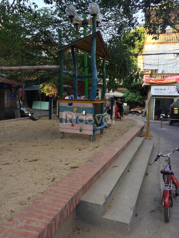 Nhà 4 tầng view hồ ngõ 38 phố Nguyễn Chính, giá 6,6 tỷ