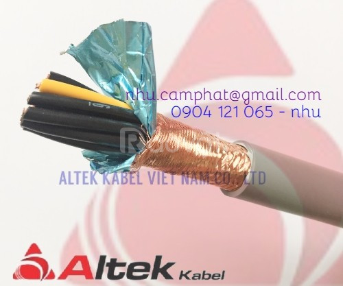 Cáp điều khiển Altek Kabel Control Cable