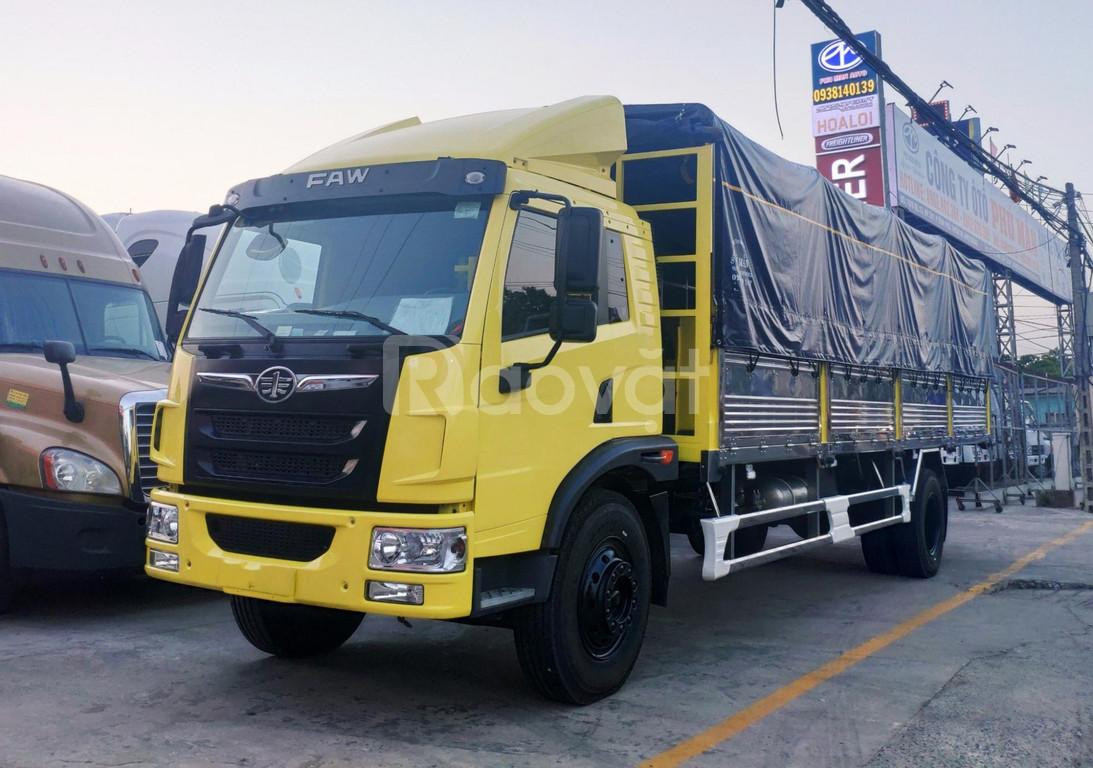 Bán xe tải 8T thùng 8m - Xe tải faw 8T thùng siêu dài 8M