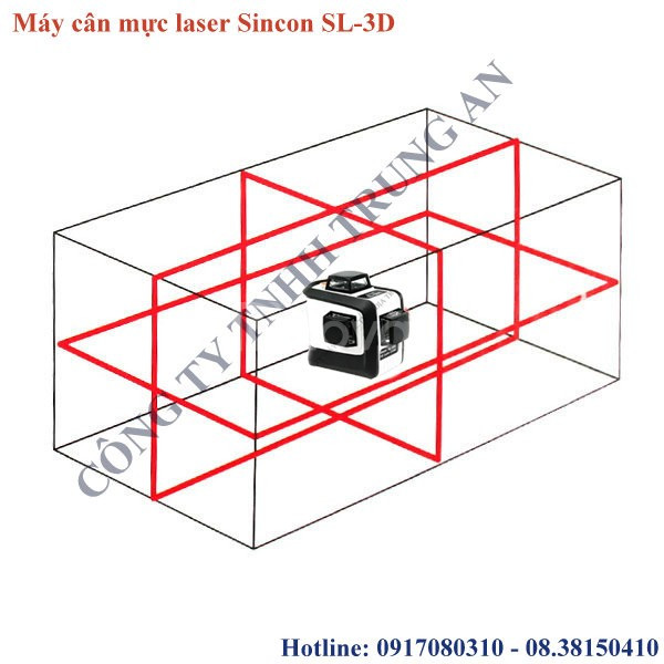 Sửa máy cân bằng tia laser
