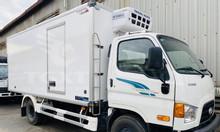 Hyundai New Mighty 110S thùng đông lạnh Quyền Auto