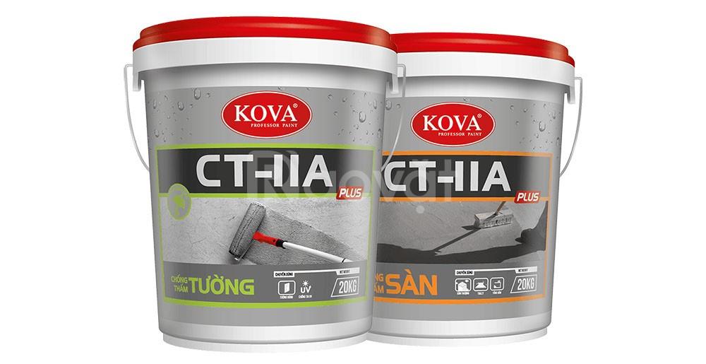 Sơn chống thấm sàn Kova CT 11A màu gì? (ảnh 1)