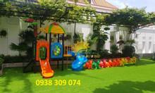 Chuyên thi công cỏ nhân tạo cho trường học, công viên