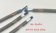Cáp điều khiển có lưới chống nhiễu Altek Kabel 2cx1.5 SQmm