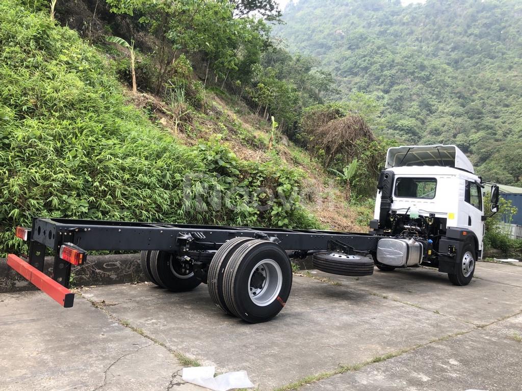 Bán xe tải thùng 8 mét Faw tải 8 tấn Giá xe tải faw trả góp 2020