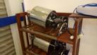 Máy rang cà phê, ngũ cốc  1,5kg (ảnh 5)