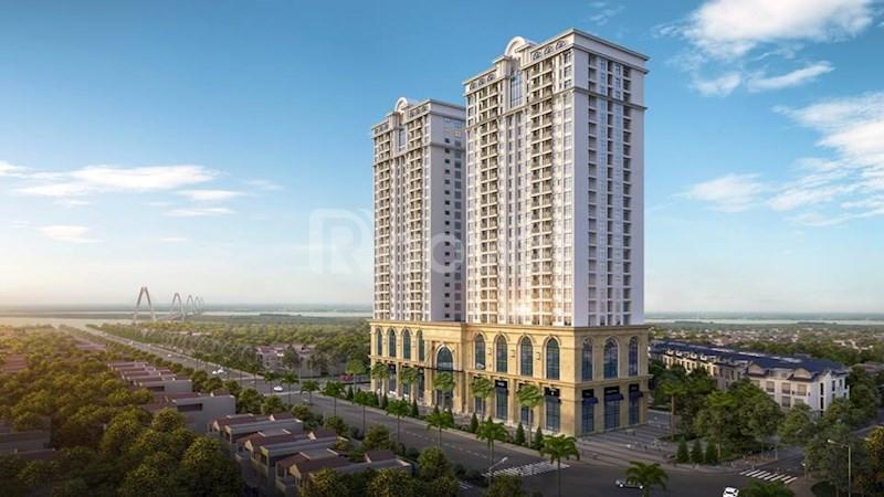 CK khủng 9% Chung cư Tây Hồ Residence căn góc 3PN ban công Đông Bắc 3.