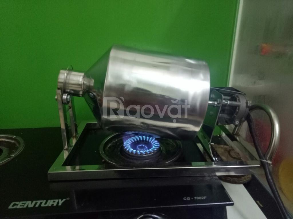 Máy rang cà phê, ngũ cốc  1,5kg (ảnh 4)