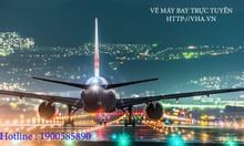 Đại lý vé máy bay vietjet (hoặc Vietnam airlines, Bamboo, Pacific,….)