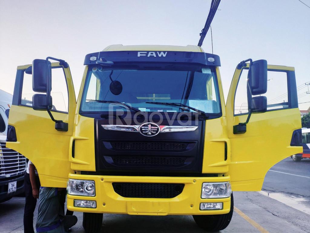 Xe tải 8 tấn thùng dài 8m|Faw 8 tấn|Bán xe tải Faw trả góp 2020