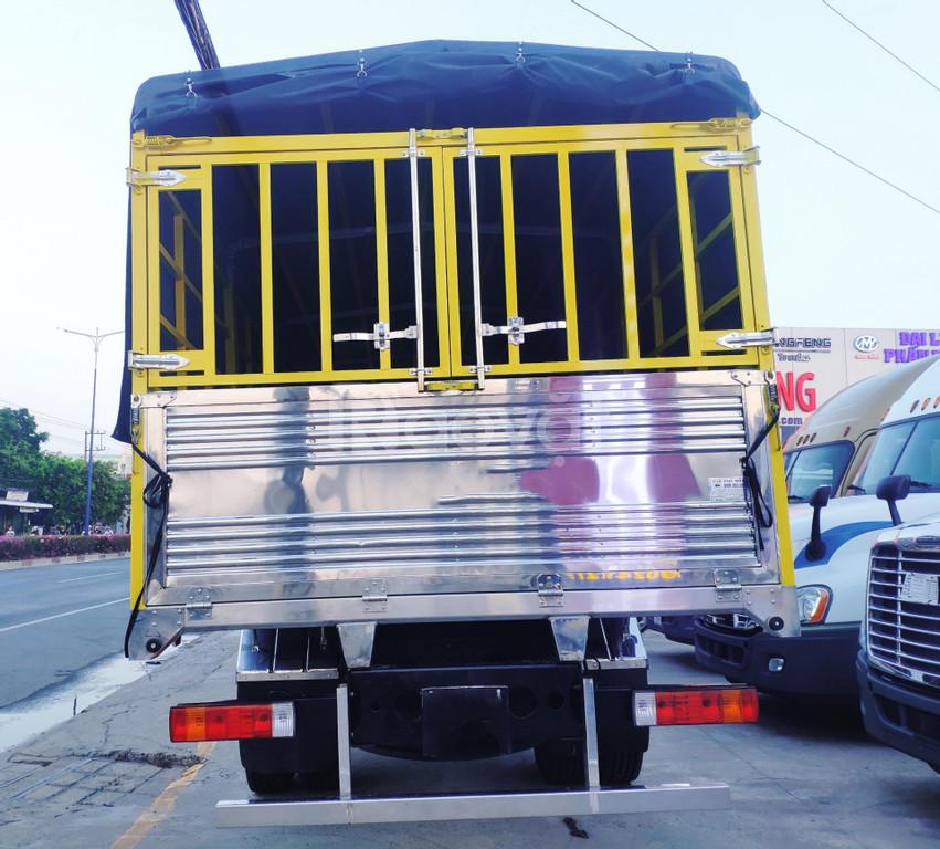 Xe tải 8 tấn thùng 8m|Faw 8T thùng 8m|Bán xe tải Faw trả góp 2020
