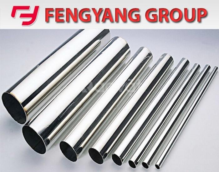Ống inox 310, 310S, ống thép không gỉ SUS310S giá tốt, hàng loại 1