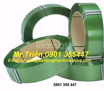 Máy đóng đai nhựa cầm tay H45/16 rẻ M.Bắc , M.Trung, M.Đông, M.Nam