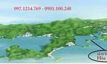 Bán 160m2 đất mặt tiền biển sổ đỏ, trung tâm du lịch chỉ với 350tr.
