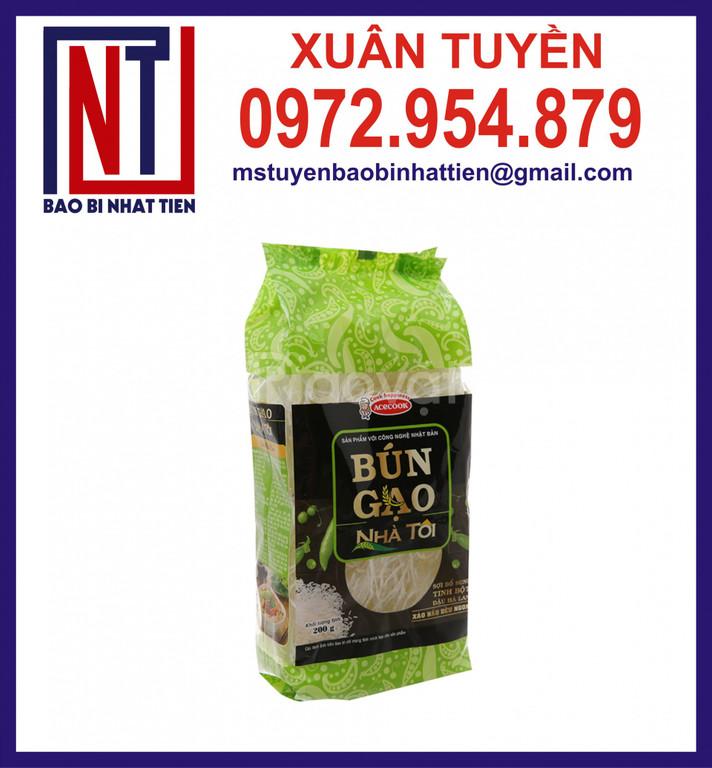 Bao bì thực phẩm màng ghép in ống đồng