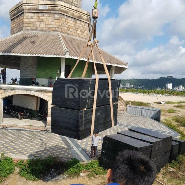 Ván ép cốp pha phủ phim - dùng trong xây dựng