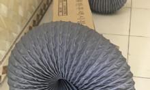 Giảm giá mạnh ống gió mềm vải, ống vải Tarpaulin, Fiber D300 thông gió