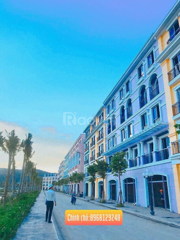 Bán căn hộ LK, shophouse mặt biển vịnh Hạ Long Harbor Bay