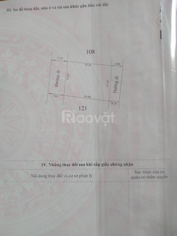 Chính chủ bán đất thổ cư đẹp xã Thủy Bằng, Thị Xã Hương Thủy giá tốt (ảnh 3)