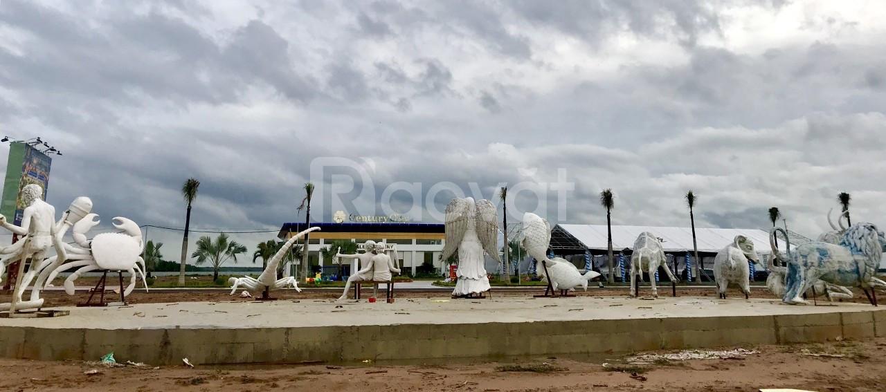 120m2 thổ cư mặt tiền DT769 đất nền sân bay Long Thành