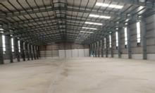Nhà xưởng 1250m2/2300m2 trục Hà Huy Giáp Quận 12