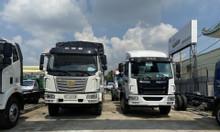 Xe tải faw 9 tấn thùng bạt 8.3 mét chở hàng cồng kềnh đời 2020,giá rẻ