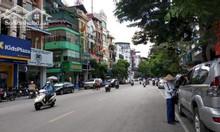 Bán nhà mặt phố Nguyễn Thị Định, vỉa hè, kinh doanh đỉnh.