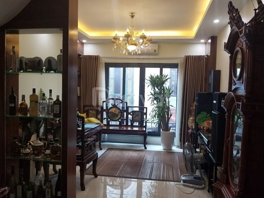 Bán nhà ngõ ô tô, 4 tầng x 40m x 3.6 mặt tiền x 6.8 tỷ  tại Chùa Láng