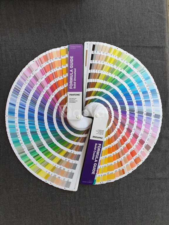 Pantone màu C&U, pantone màu chuẩn, vật tư in lụa