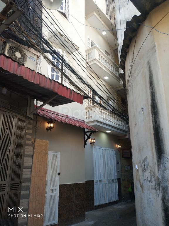 Chính chủ bán nhà số 4C ngõ 6/2/15 phố Vĩnh Phúc, P Cống Vị, Ba Đình (ảnh 7)