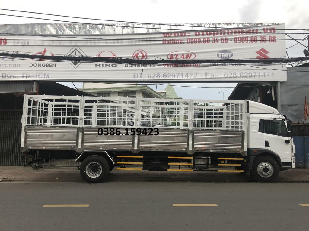 Giá bán xe tải faw 8 tấn thùng dài 8m 2020, |bán xe tải 8 tấn faw,