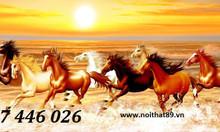 Tranh gạch ngựa mã đáo thành công