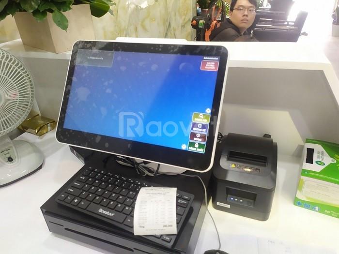 Bán thiết bị tính tiền cho Shop Hoa giá rẻ tại TP.HCM