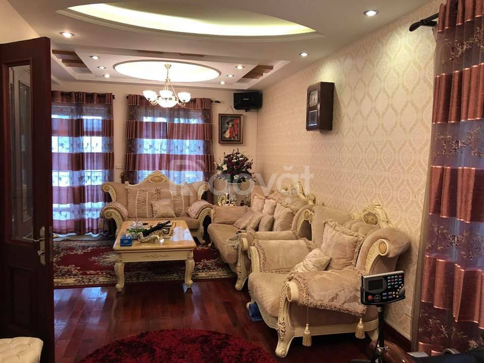 Bán gấp biệt thự VIP phố Phạm Hùng, DT 210m2x4 tầng, MT 14m, giá 30 tỷ