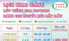 Học tiếng Trung TPHCM