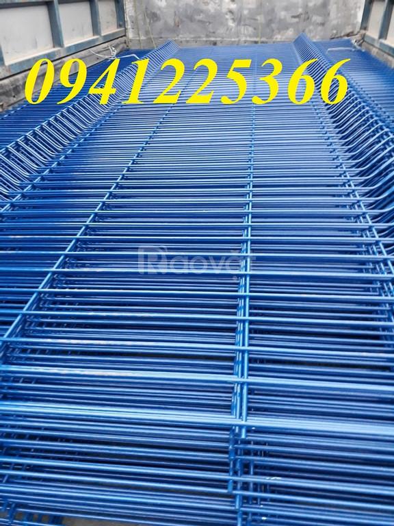 Hàng rào lưới thép, hàng rào mạ kẽm, hàng rào sơn tĩnh điện