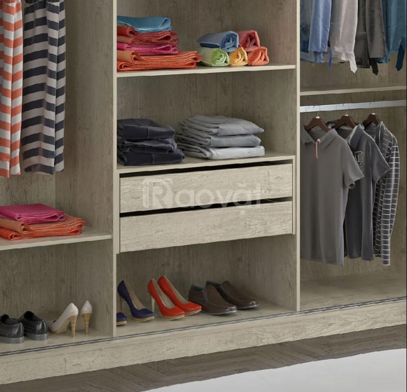 Tủ quần áo cửa lùa giá rẻ đẹp tại TP HCM