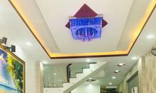 Bán nhà Lê Quang Định P11 Bình Thạnh HXH 4 tầng BTCT, 52m2 Giá 6.2 tỷ