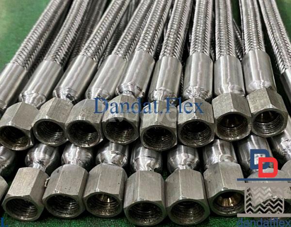 Báo giá ống nối mềm chịu nhiệt cao, khớp nối mềm inox công nghiệp