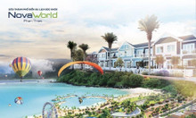 Bán nhà phố biển NovaWorld Phan Thiết giá chỉ từ 4.2 tỷ